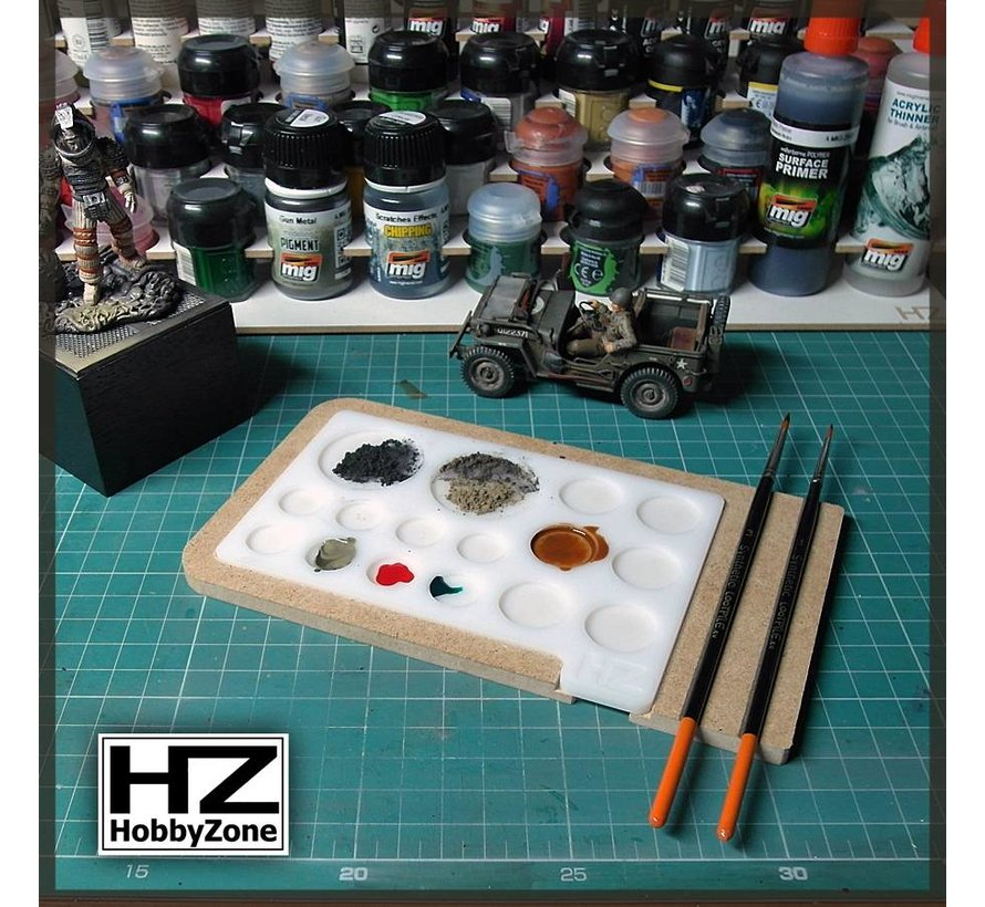 Acrylic Painting Palette - PM1
