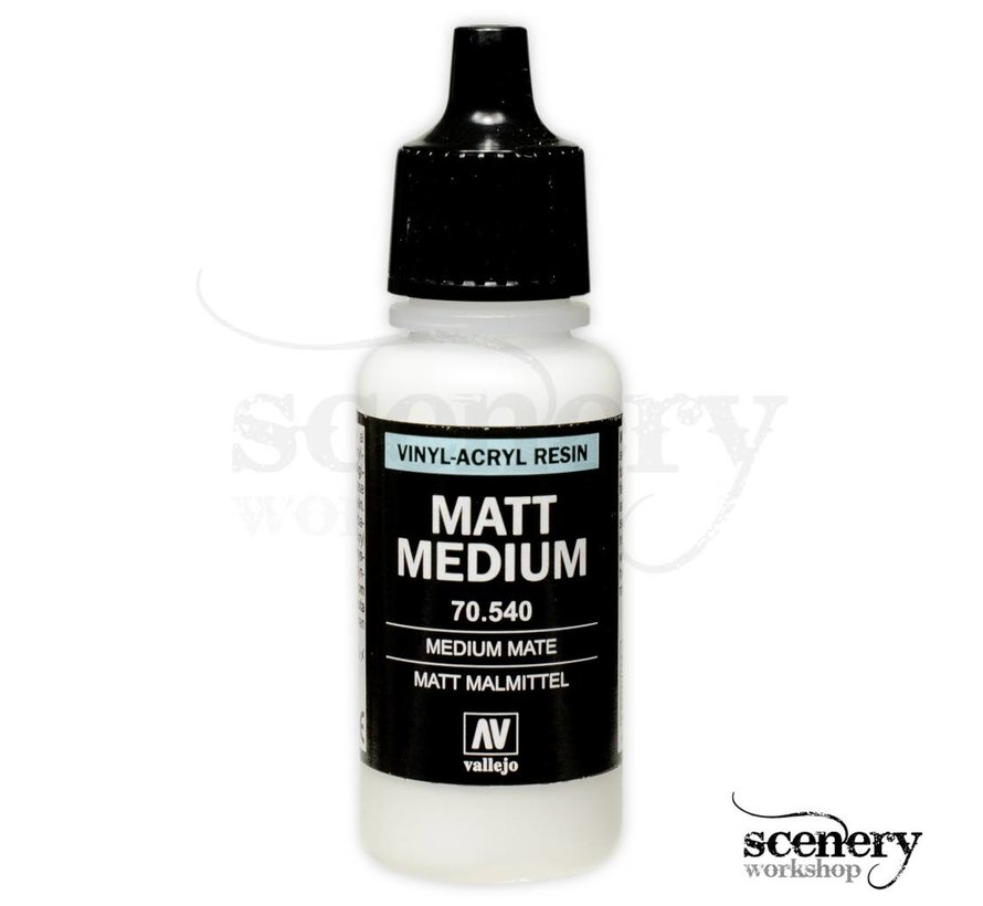 Matt Medium - 17ml - 70540