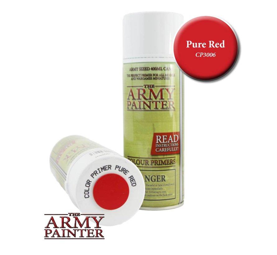 Pure Red - Colour Primer - CP3006