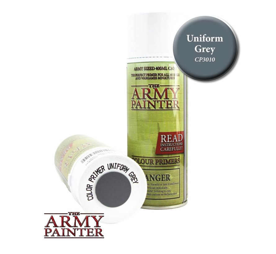 Uniform Grey - Colour Primer - CP3010