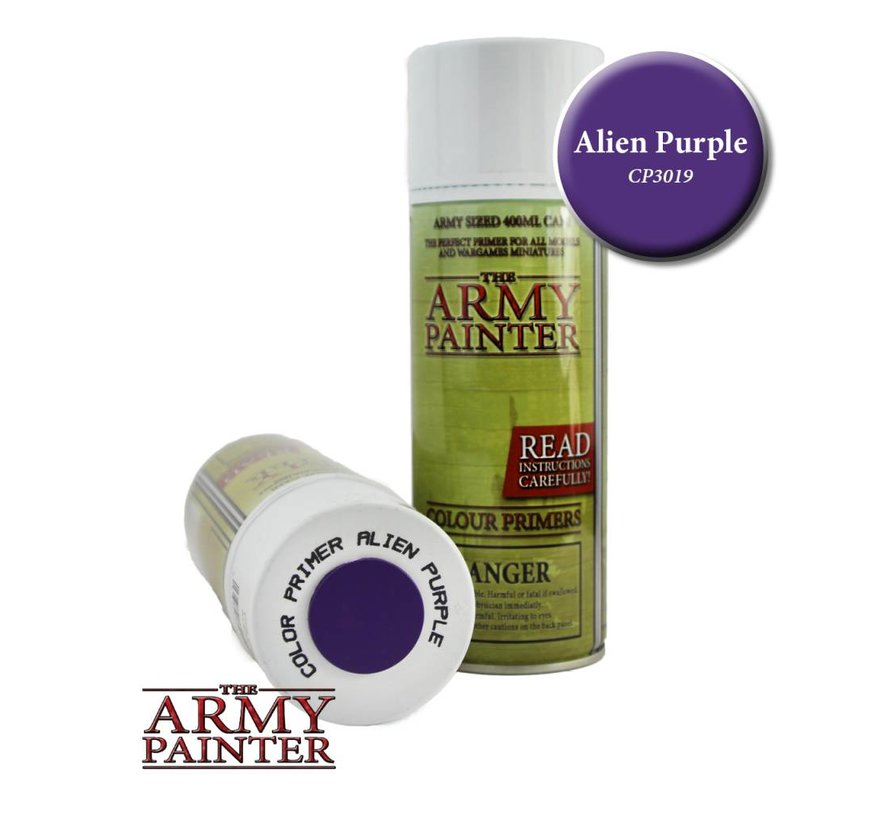 Alien Purple - Colour Primer - CP3019