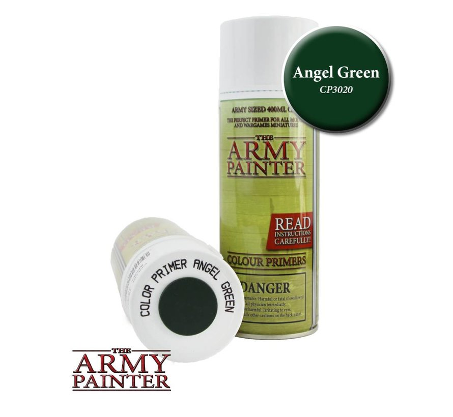 Angel Green - Colour Primer - CP3020