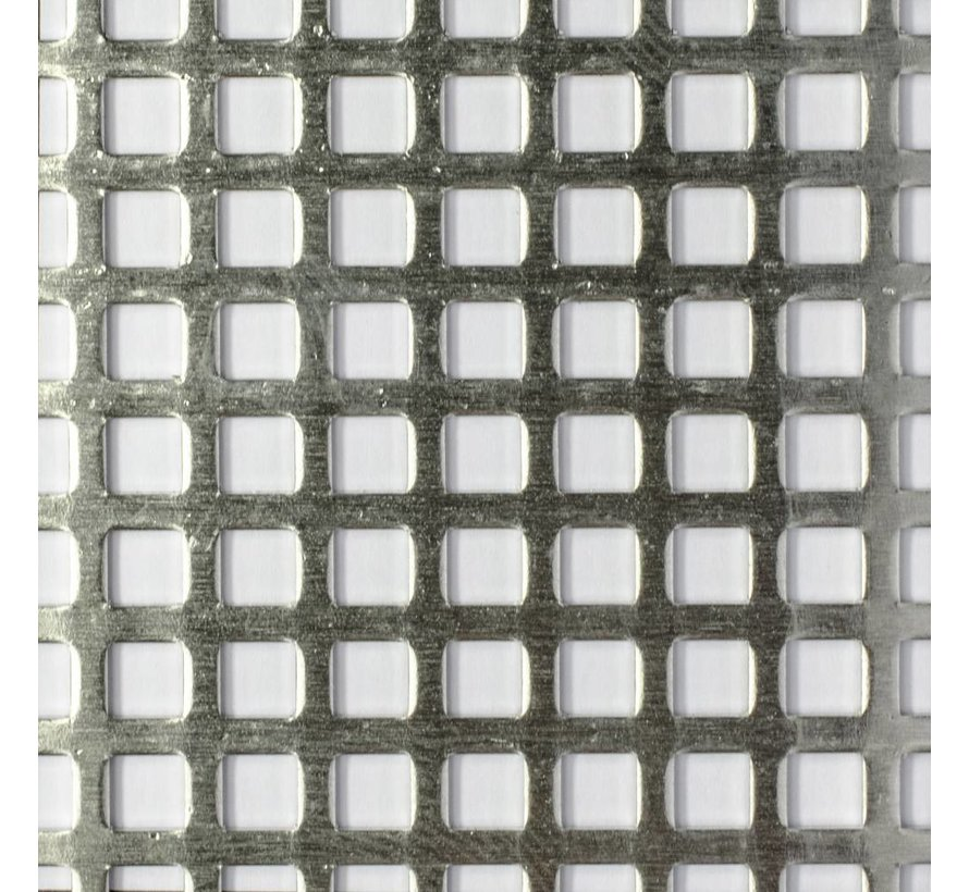 Aluminium Grating Mesh - 5,7mm - 140x200mm - 810-10