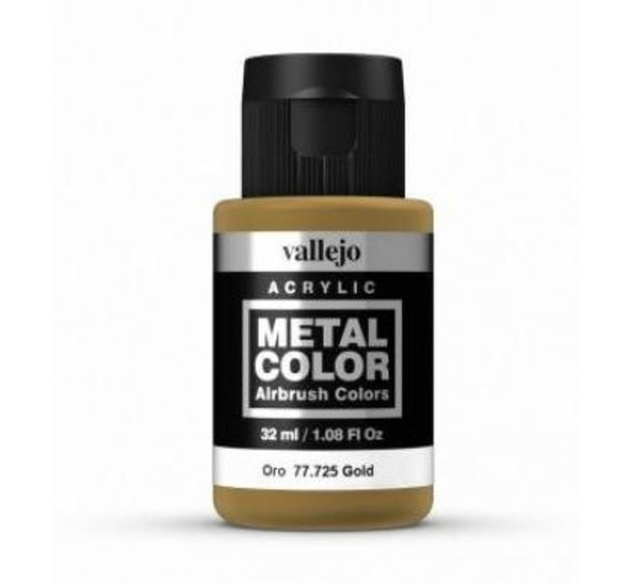 Metal Color Gold - 32ml - 77725