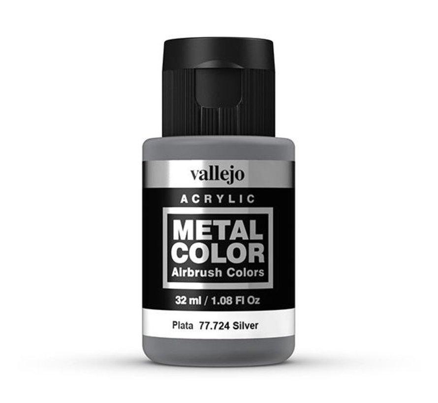 Metal Color Silver - 32ml - 77724
