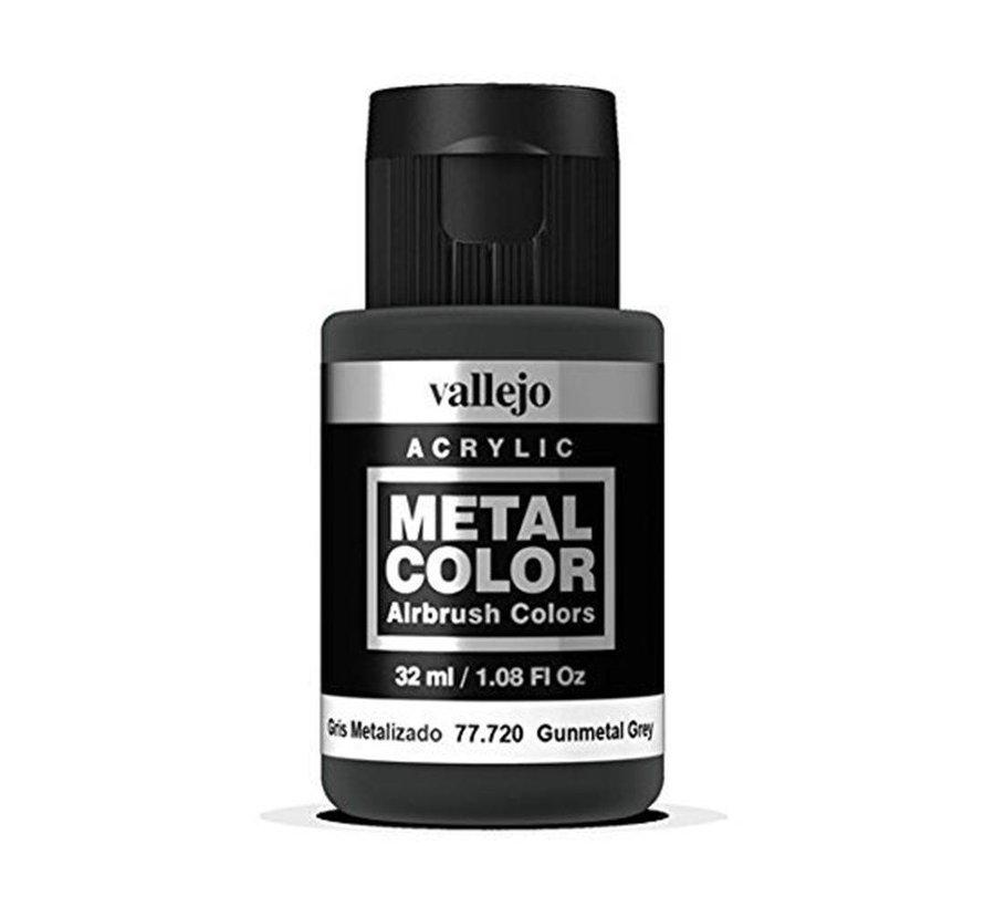 Metal Color Gunmetal Grey - 32ml - 77720