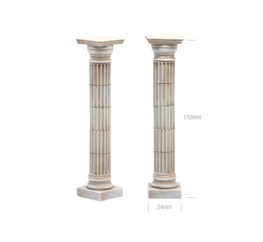 Doric columns Set 1 - TTA800022