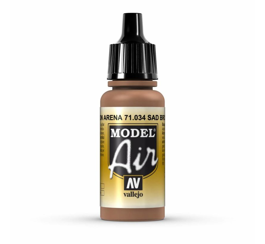 Model Air Sand Brown - 17ml - 71034