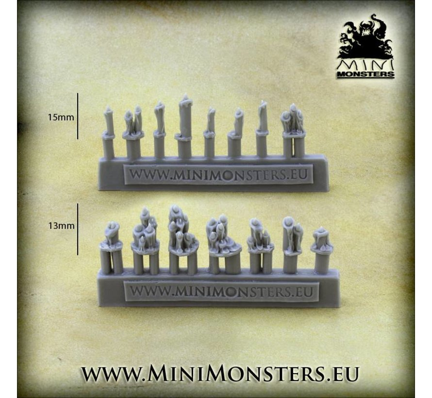 Candles - 15st - MM-35