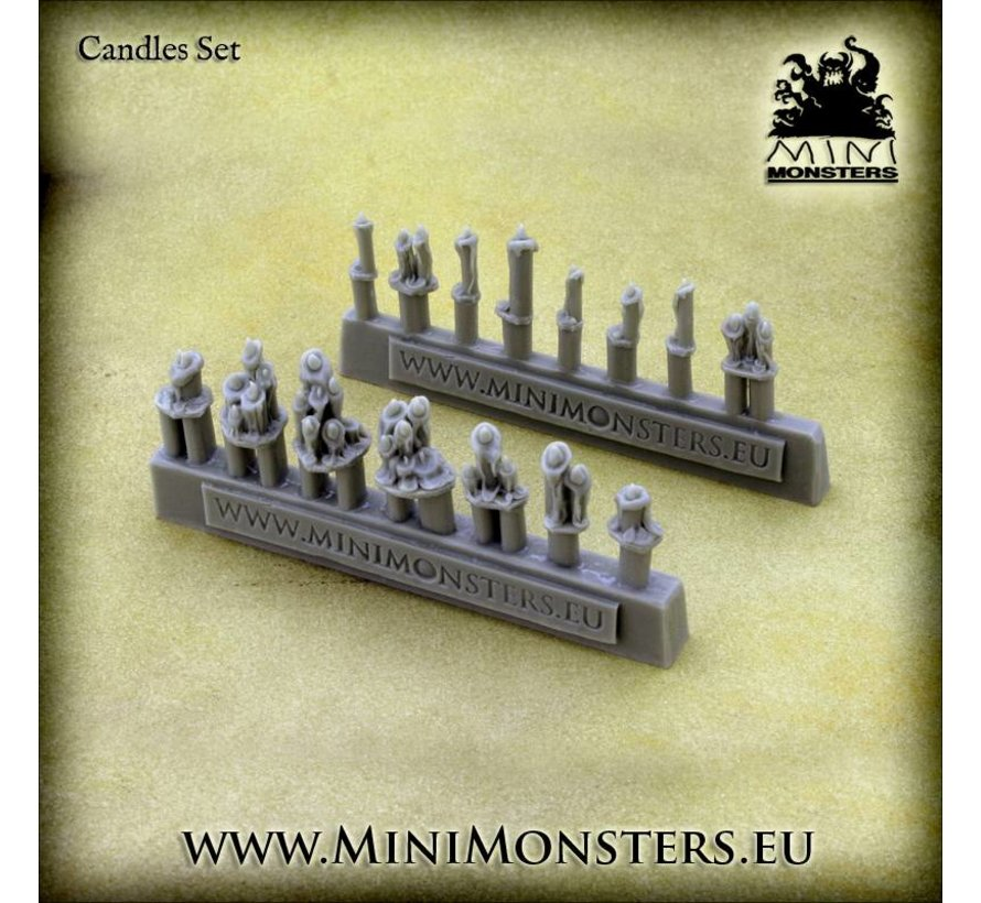 Candles - 15x - MM-0006