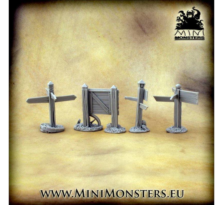 Sign Posts - MM-42