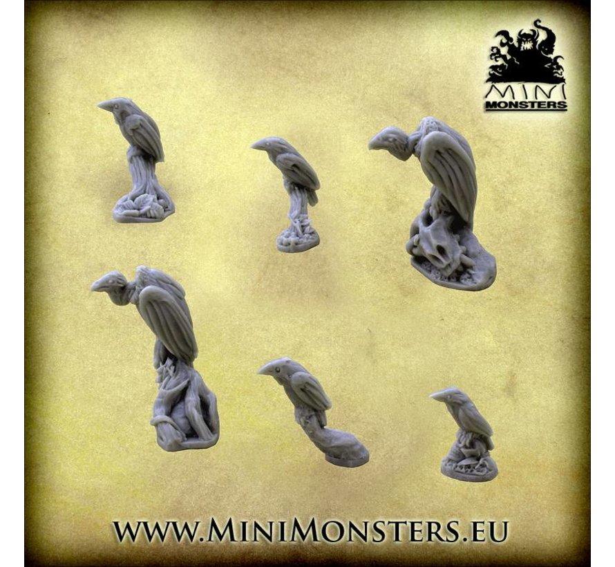 Birds - 6x - MM-0064