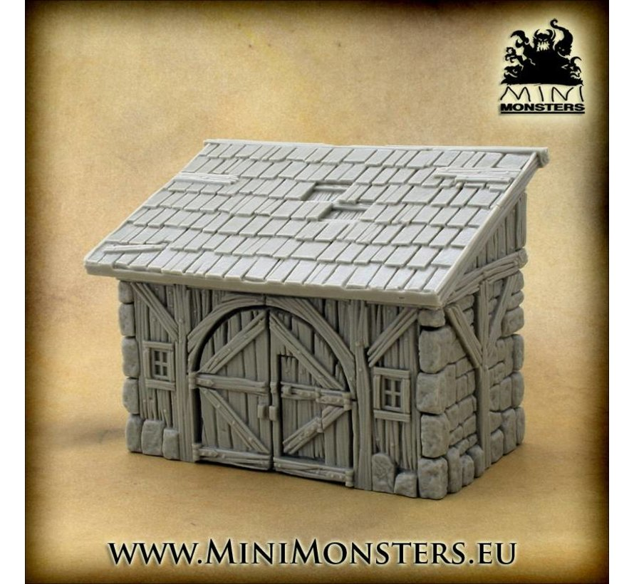 Small Storehouse - MM-44