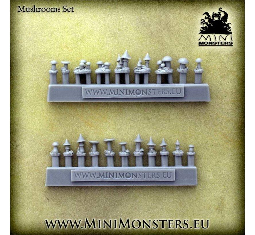 Mushrooms - 20x - MM-0034