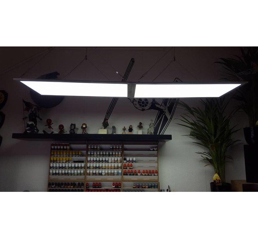 Daglicht Paneel (6000K) 30cm x 60cm - 1x - 3060DAG