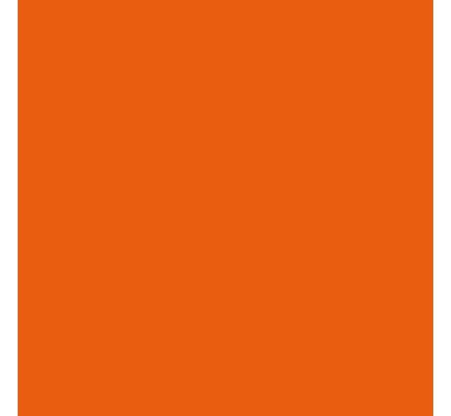Mecha Color Orange Fluorescent - 17ml - 69055