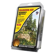 Woodland Scenics Learning Kit Scenery Details - LK956