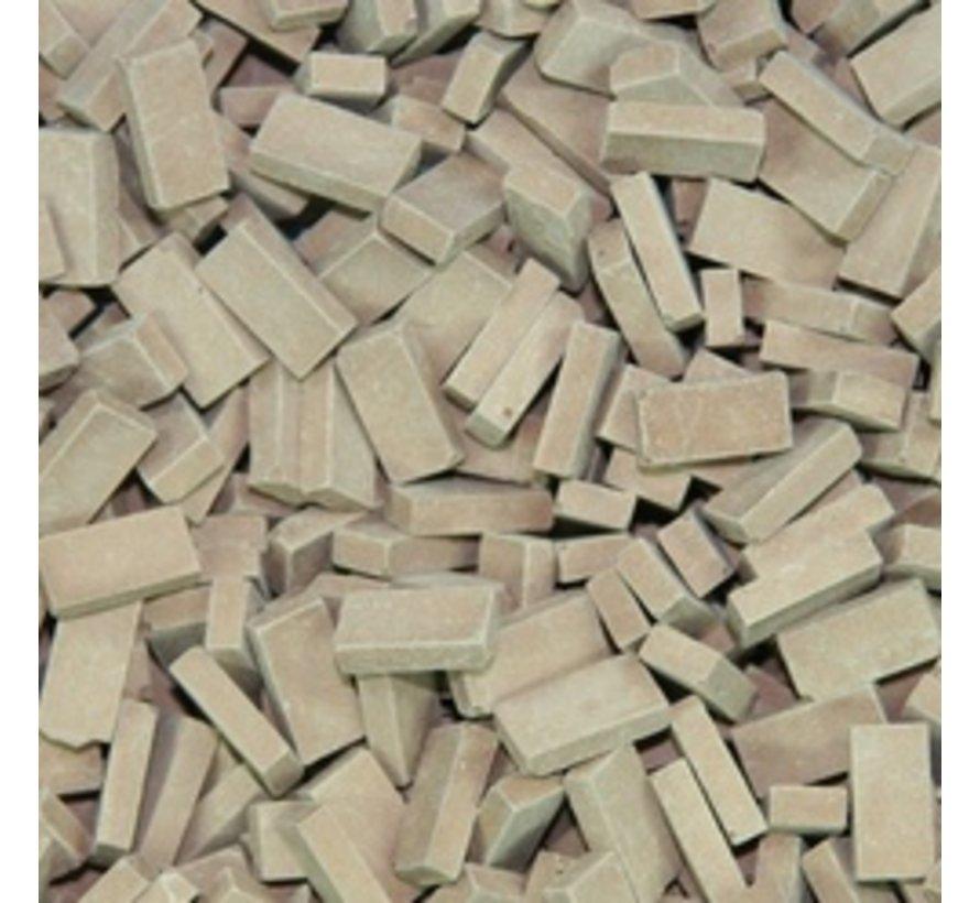 Terracotta donker baksteen 1:35 - 1000x - 23069