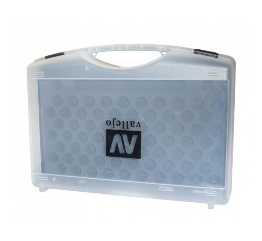 Plastic Case for 80 bottles - 70098