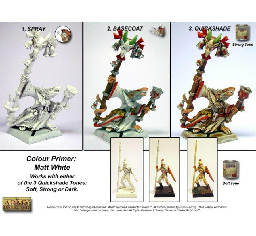 Matt White - Colour Primer - CP3002