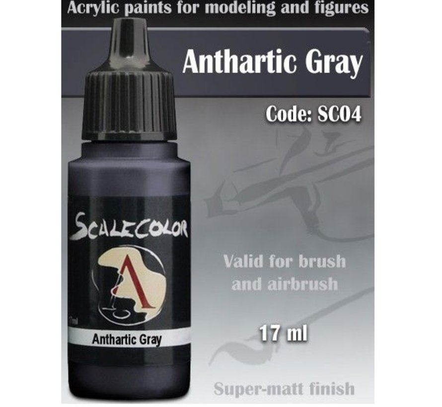 Scalecolor Anthartic Grey - 17ml - SC-04