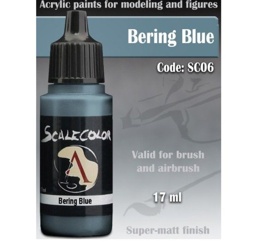 Scalecolor Bering Blue - 17ml - SC-06