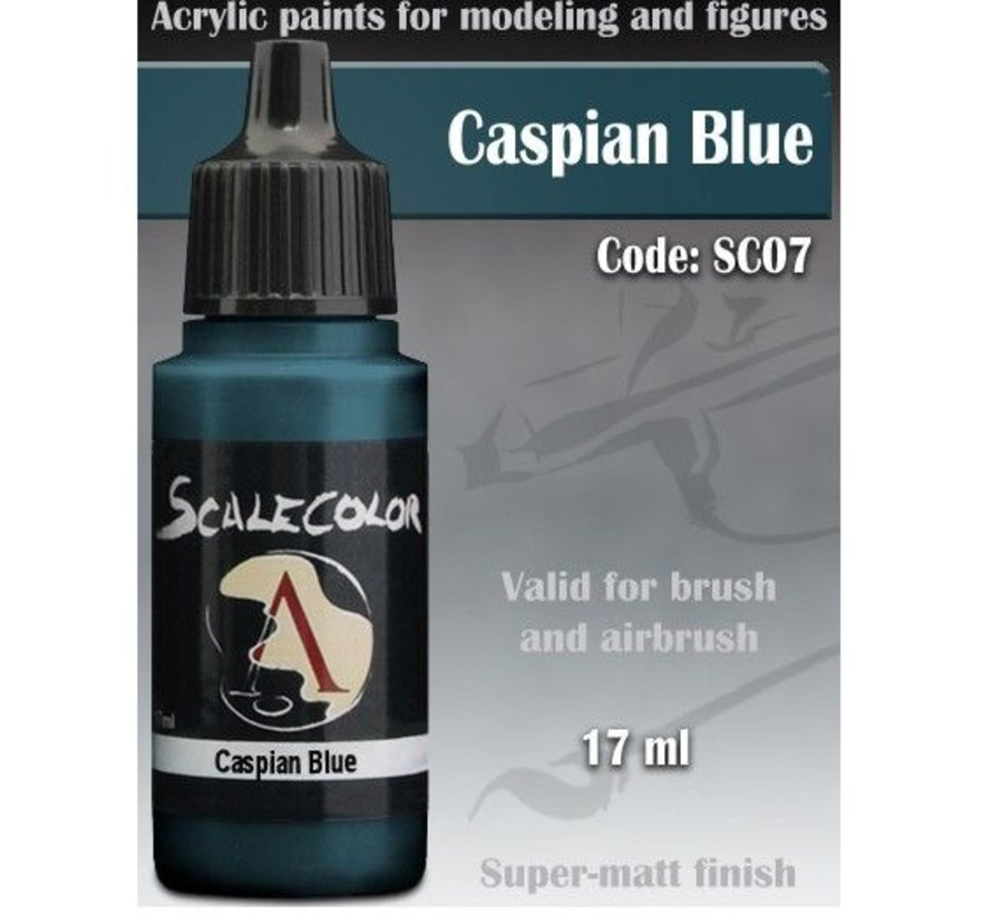 Scalecolor Caspian Blue - 17ml - SC-07