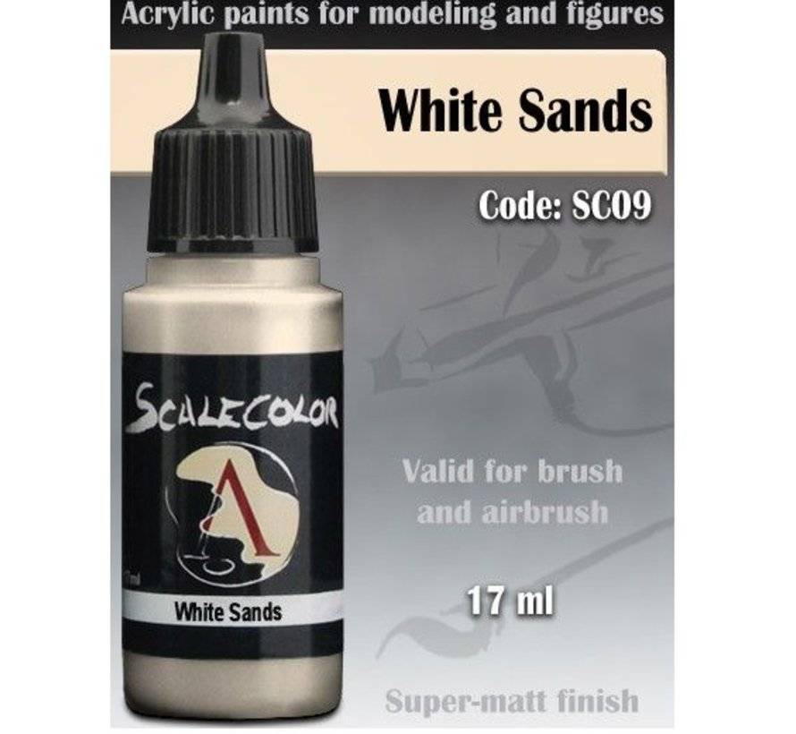 Scalecolor White Sands - 17ml - SC-09