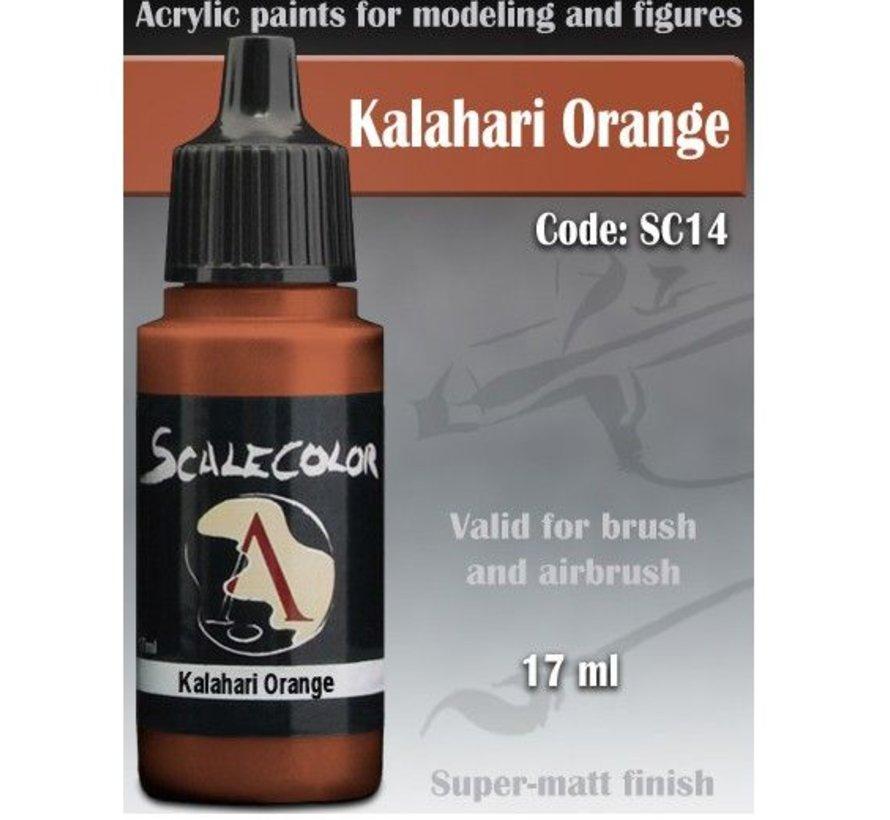 Scalecolor Kalahari Orange - 17ml - SC-14