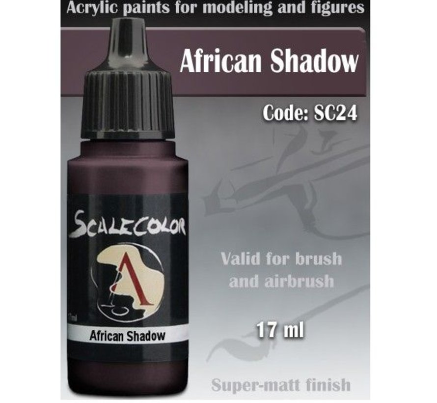 Scalecolor African Shadow - 17ml - SC-24