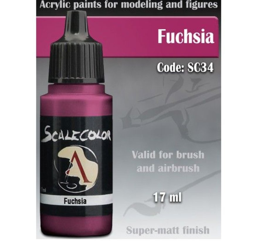 Scalecolor Fuchsia - 17ml - SC-34