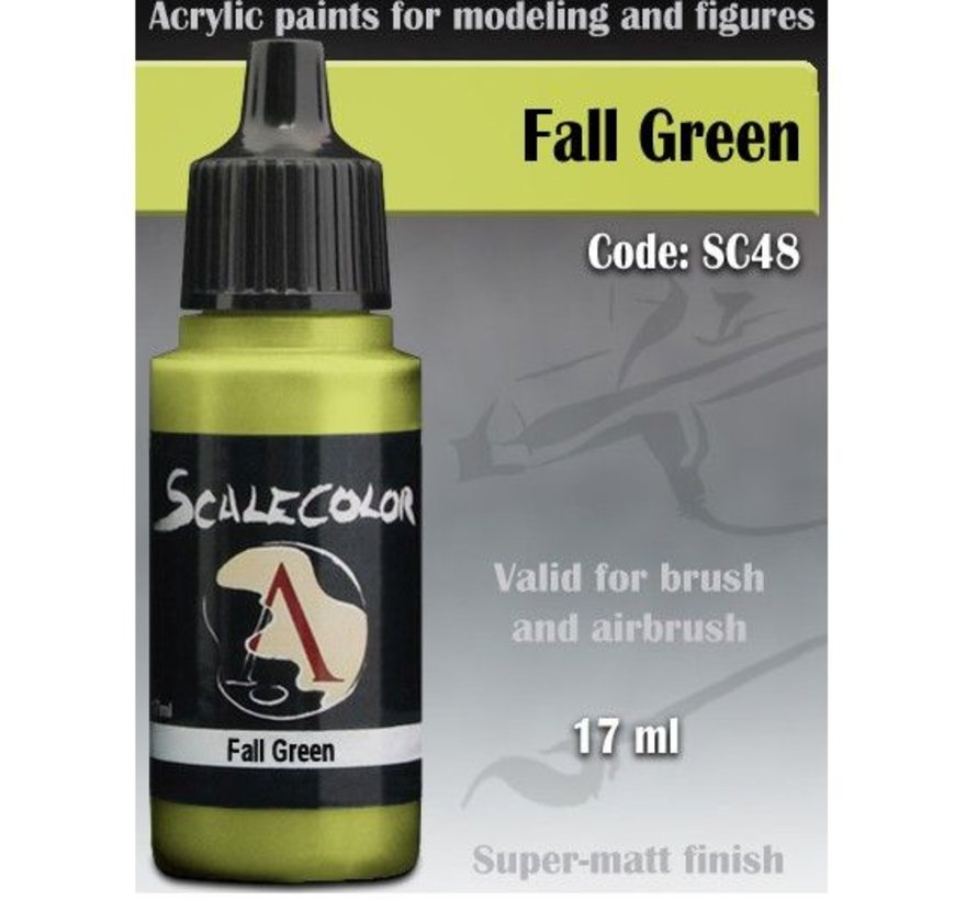 Scalecolor Fall Green - 17ml - SC-48
