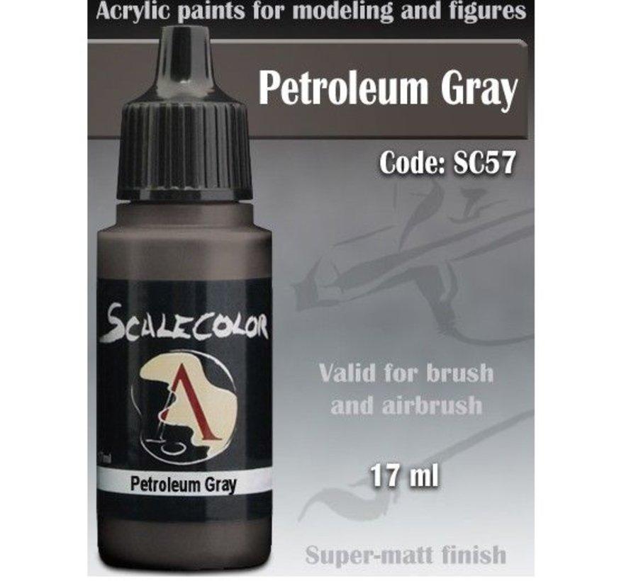 Scalecolor Petroleum Gray - 17ml - SC-57
