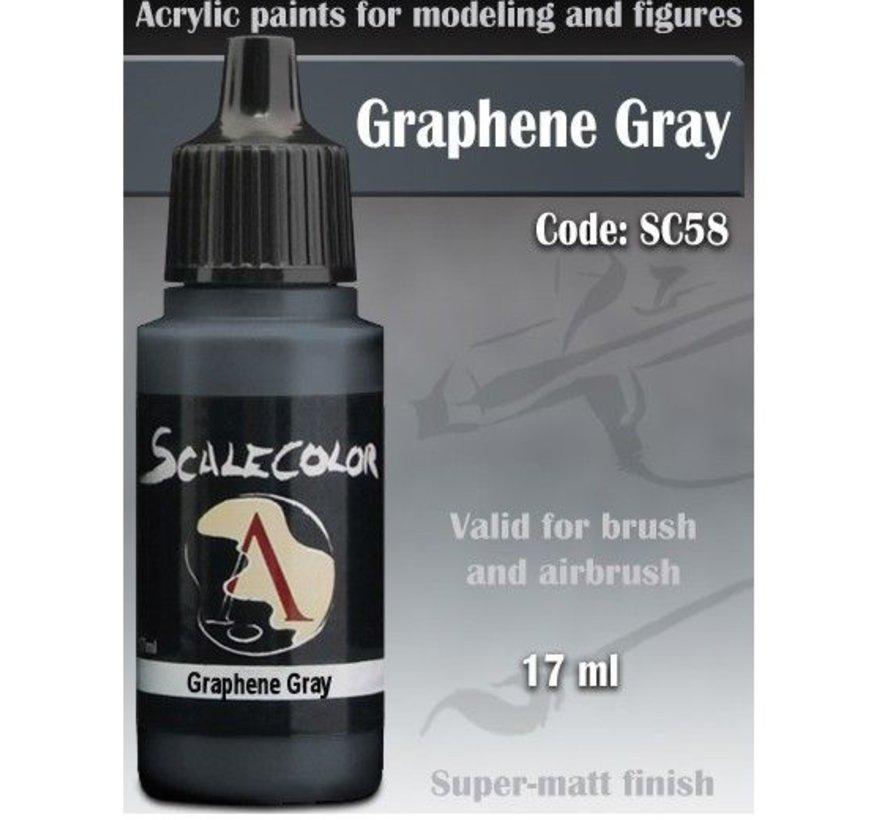 Scalecolor Graphene Gray - 17ml - SC-58