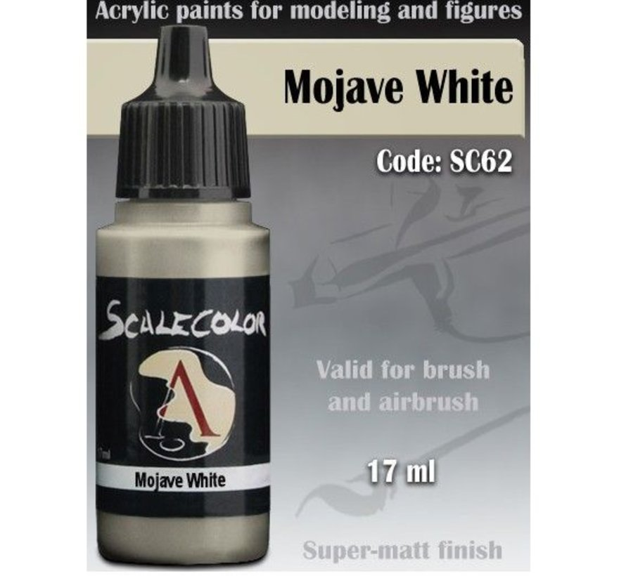 Scalecolor Mojave White - 17ml - SC-62