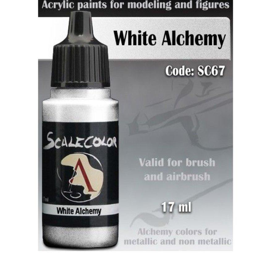 Scalecolor White Metal - 17ml - SC-67