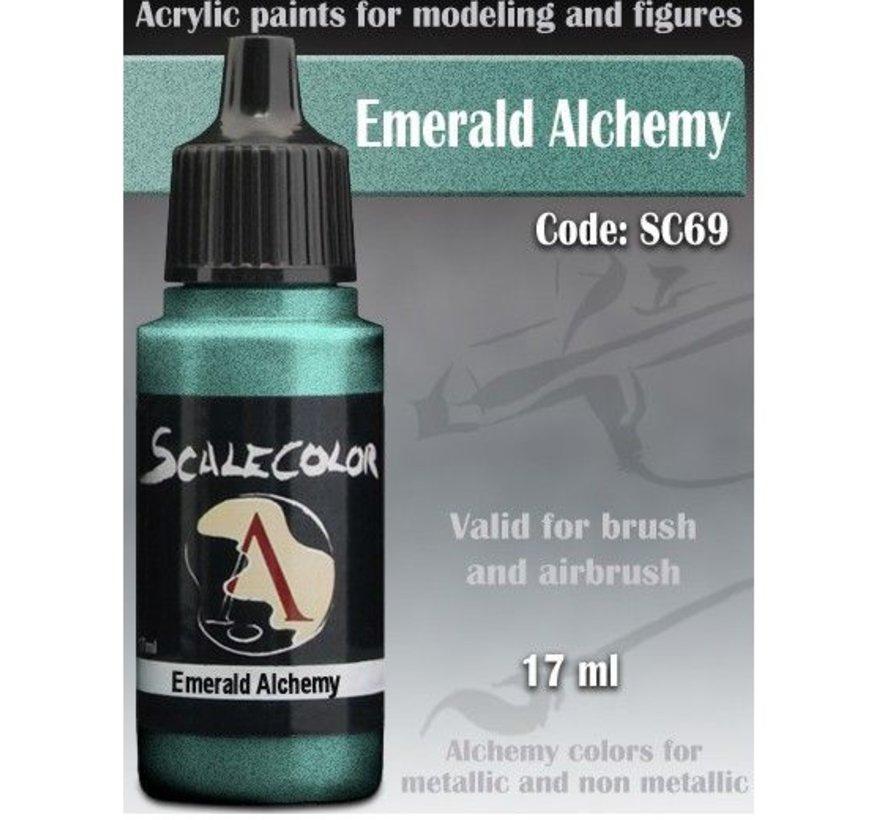 Scalecolor Emerald Alchemy - 17ml - SC-69