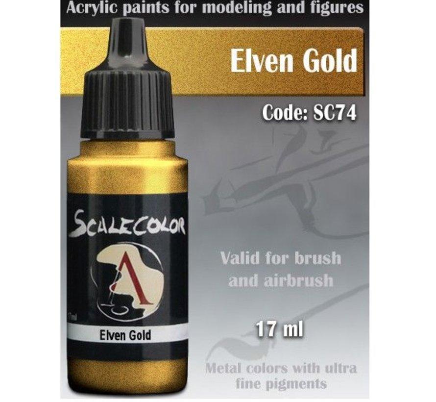 Scalecolor Elven Gold - 17ml - SC-74