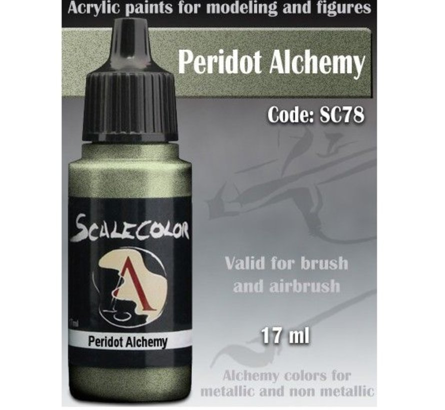 Scalecolor Peridot Alchemy - 17ml - SC-78