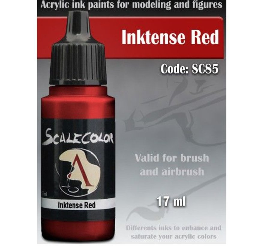 Scalecolor Inktense Red - 17ml - SC-85