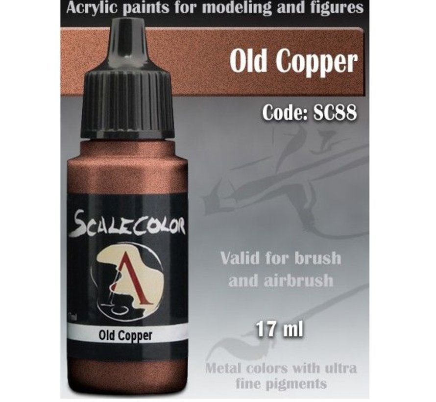 Scalecolor Old Copper - 17ml - SC-88