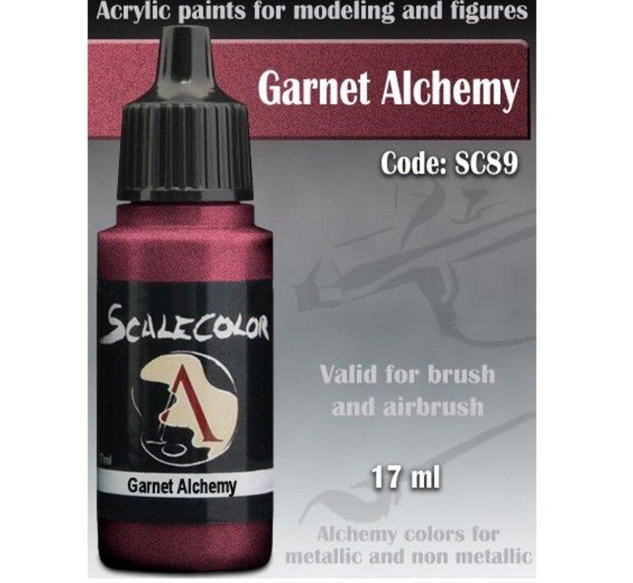 Scalecolor Garnet Alchemy - 17ml - SC-89