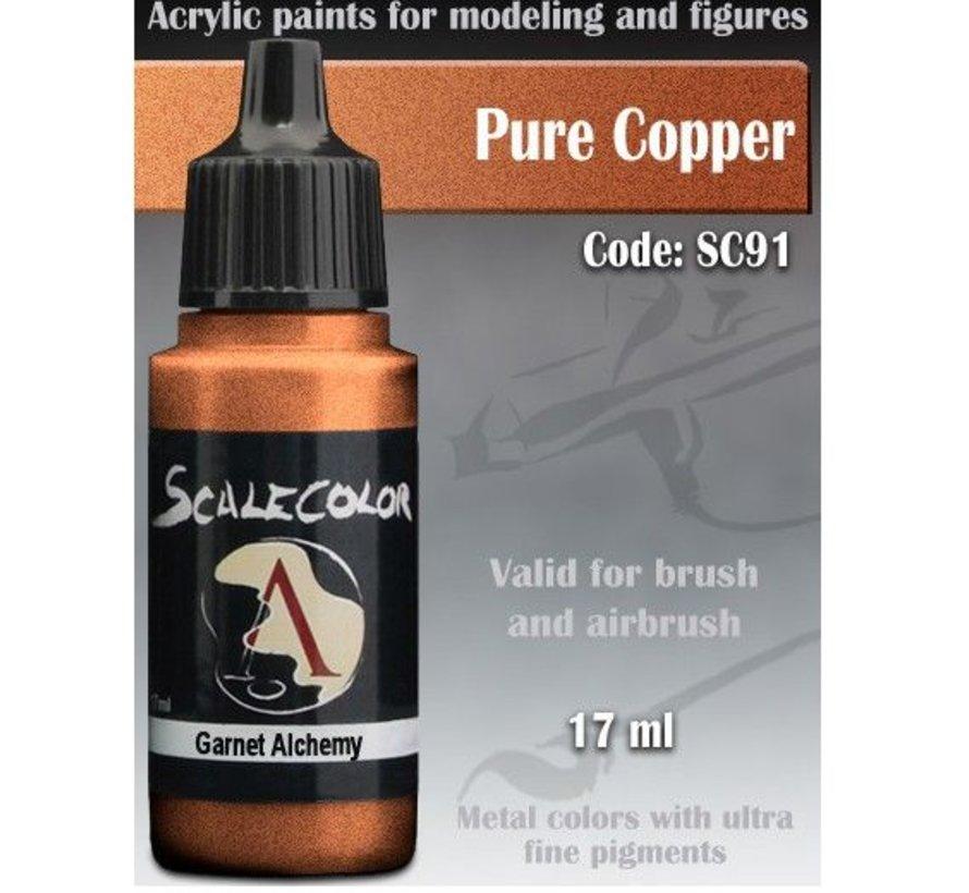 Scalecolor Pure Copper - 17ml - SC-91