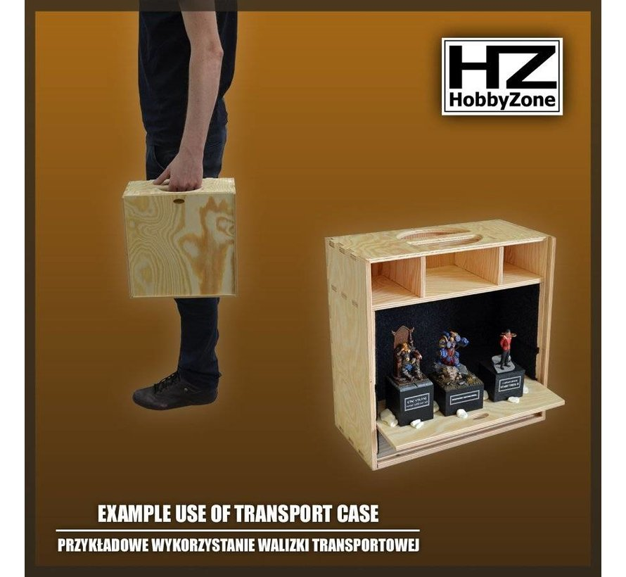 Small Transport Case - WT2