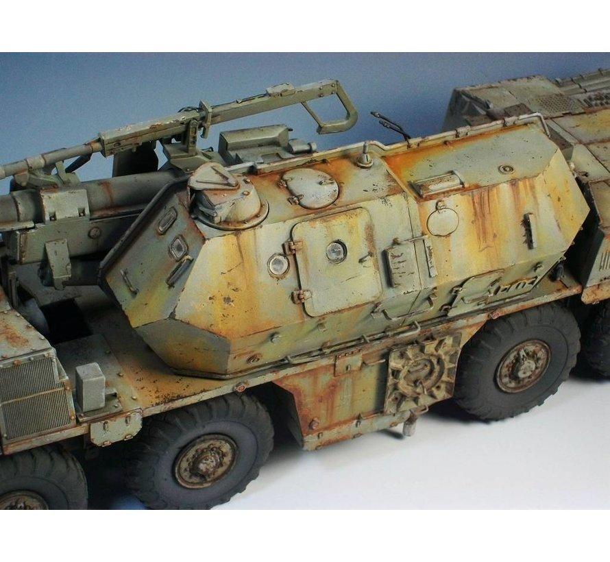 Model Color Rust, Stain and streaking - 8 kleuren - 17ml - 70183