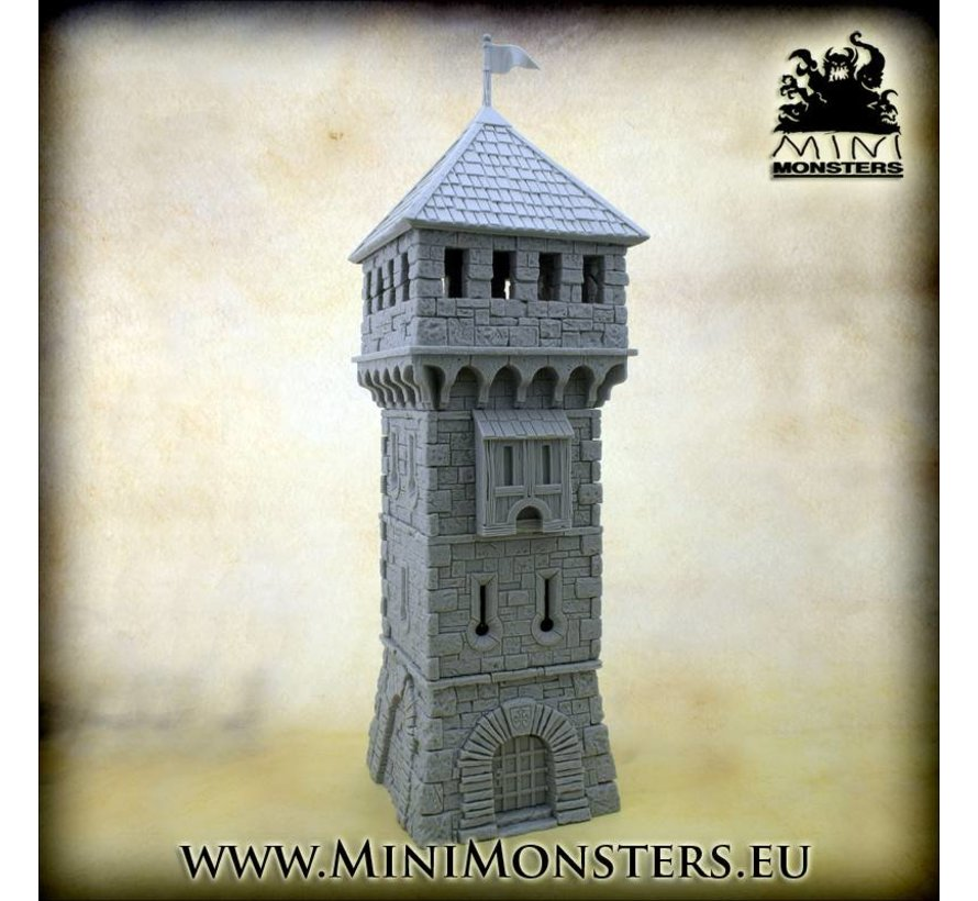 Guard Tower - MM-46