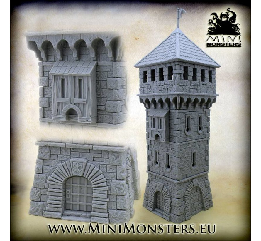 Guard Tower - MM-0070