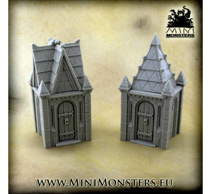 Crypts - 2x - MM-48