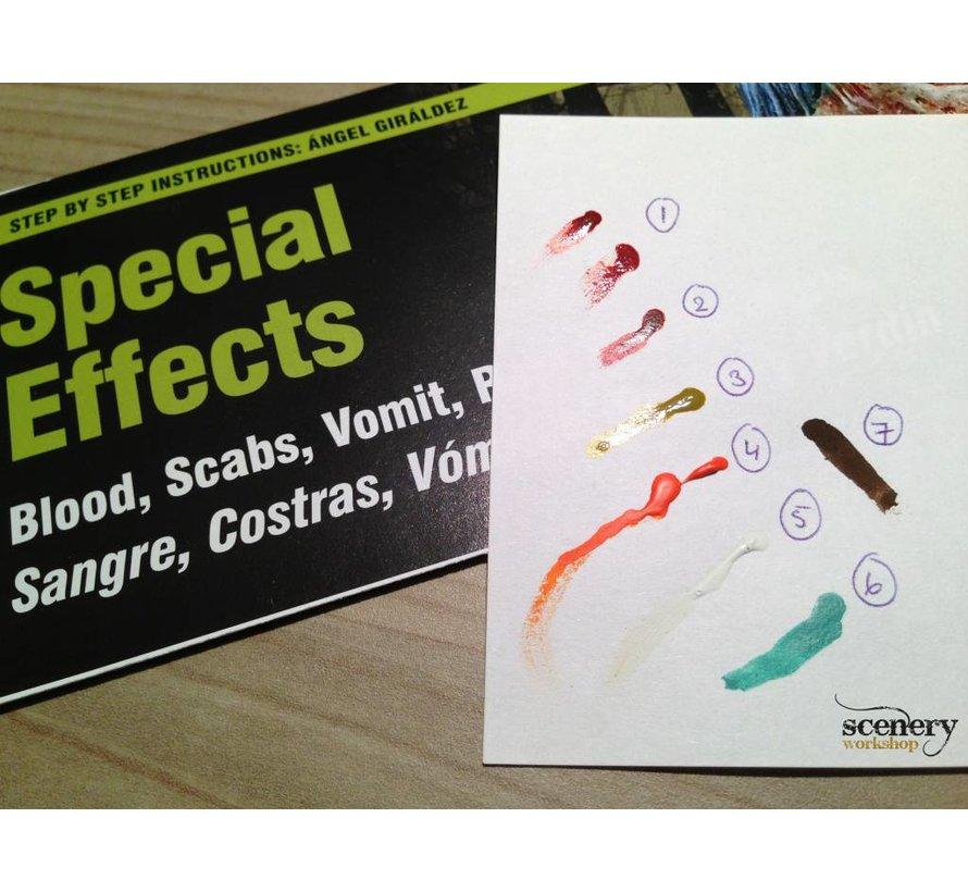 Game Effects Vomit - 17ml - 72134