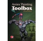 Arsies Studio Arsies 'Painting Toolbox - 2e editie - Engels - 184pag